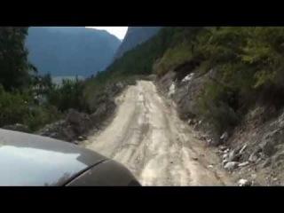 Кату-Ярык. Опасный перевал горного Алтая