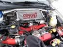 HKS SSQV Blow off valve on 2004 Subaru WRX STi