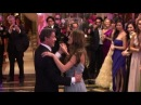 Sylvester Stallone dance with his dauther at the Paris ceremony