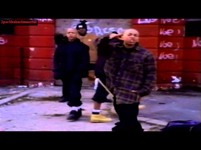 Da Youngstas Ft. Treach - Crewz Pop-1993