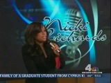 Nicki Richards on Weekend Today In New York