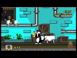 Sylvester and Tweety HD видео прохождение