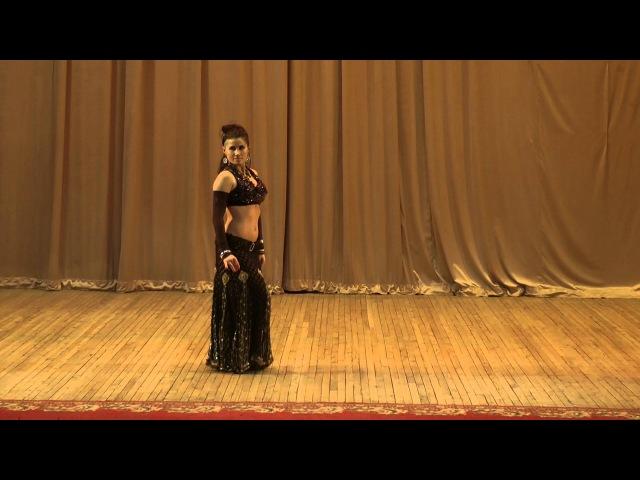 Natasha Korotkina ( NataLi Kor )Актуальный Fusion-Bellydance Zaharit Gala-show uavst