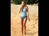 Indiana Evans in Hot Bikinis on New