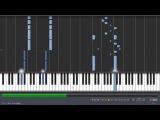 Tsuna Awakens Piano Tutorial - [100%]