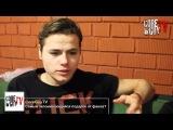 [AMATORY] | [SLAVA] и [DENVER] | Ответы на вопросы поклонников и журналистов CoreGuyTV (Днепропетровск, 03.03.12)
