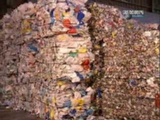 Переработка мусора, утилизация отходов