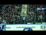 Дарт Вейдер на матче СКА -