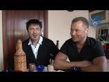 Алексей Потехин и Саша Попов в программе