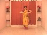 Teermanam Adavu in Bharatanatyam (part 4)