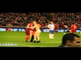 naked guy on Anfield  vs. Brighton 19/02/2012 HD*