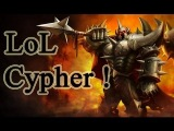 LoL Cypher - Redmercy (Calling out ColbyCheeze)