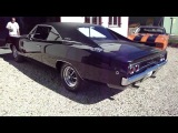 Dodge Charger 1968 440 first ride (11 months of restoration)