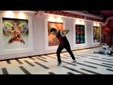 Emilio Dosal в Студии танца Art Of Motion 24.02.2013