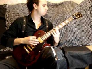Gibson LP Studio Wine Red