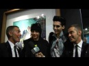 TOKIO HOTEL INTERVIEWED BY DEAN AND DAN OF DSQUARED2