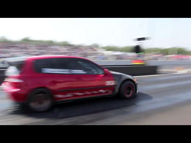 EAT SLEEP RACE SFWD SHOOTOUT AT HONDA DAY (ATCO 2012)