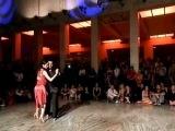 PABLO INZA e MARIANA DRAGONE - SALONE DELLE FONTANE - ROMA - Tangoinprogress