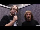 Eddie Trunk interviews Geezer Butler of Black Sabbath for Hartke at Winter NAMM 2013