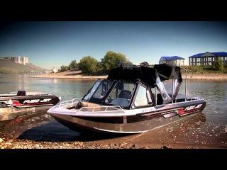 водометный катер Fish 565