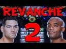 Anderson Silva VS Chris Weidman 2 REVANCHE Editado