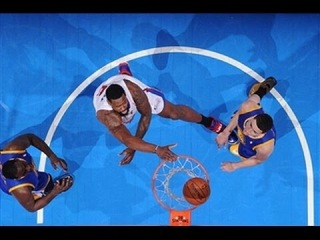 DeAndre Jordan Goes for 25 and 18 to Help the Clippers Win Game 5