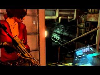 Прохождение Resident Evil 6 PC Ада #1 Японские извращения