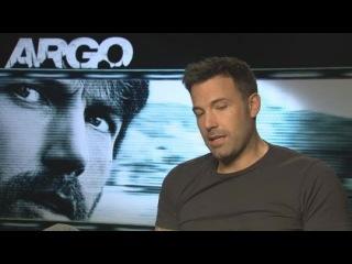 Операция «Арго» (2012): Интервью №2 с Беном Аффлеком (русский язык)