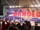 Brian Shaw- Ммировой рекорд 245х3/60сек/125см. 2013 Arnold Strongman Classic