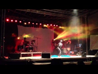 Beats Antique at Desert Rocks Music Festival 2012
