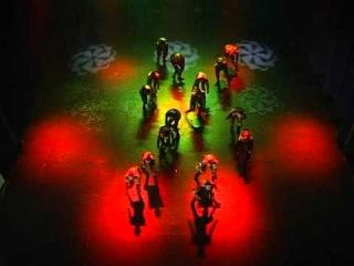 """23-24 лютого 2013 року 17:00 Танцювальне шоу """"MJ"""""""