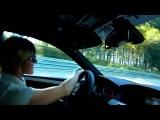 Sabine Schmitz, ihr M5 und wie sie Männern beibringt wie man richtig fährt...