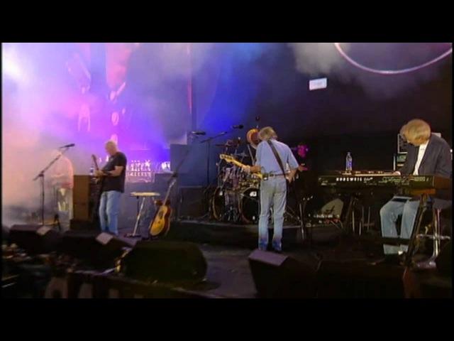Pink Floyd - Live 8 (2005) - Money. The Reunion.