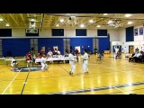 Bunkai Tekki Shodan (Naihanchi) using principles of Kissaki-Kai Karate-Do (Sensei Vince Morris)