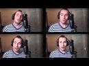 Hallelujah - Shrek, Leonard Cohen - A capella TTBB 4 voices