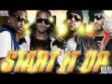 Lloyd Banks ft Kanye West, Swizz Beatz, Fabolous &amp Ryan Leslie - Start It Up DIRTY CDQ