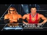 Edge vs Kurt Angle Promo at BackLash 2002