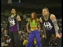 (Heat 2001 March 25) Hardy Boyz w/Lita vs Kaientai