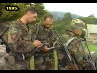 HV i HVO u oslobađanju sjeverozapadne Bosne i Hercegovine i Hrvatske 1995. godine.