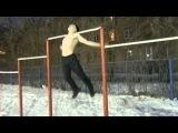 Ghetto Workout Chelyabinsk, ''Winter training'' 1080hp!