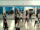 飛輪海-太熱舞蹈排練 Fahrenheit rehearsing Super Hot Dance