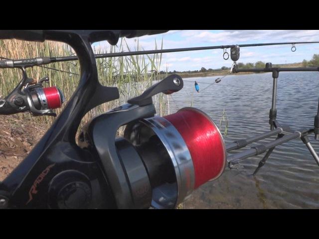 Karpfenangeln 2012 (Neue Spots an bekannten Gewässern) (Kiesgrube Wiehe)