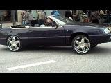Chrysler Le Baron Lowrider and Lotus Elise