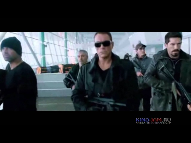 Неудержимые 2 (2012) Русский трейлер в HD