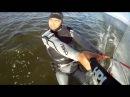 GoPro Windsurfing Strand Horst 2010