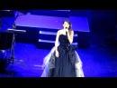 Maeva Meline - Dors mon ange (Mozart l'Opera Rock le Concert, Moscou, 14.02.2013)