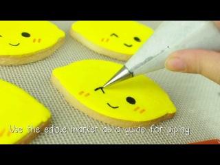 Как приготовить супер пупер печенько Лимон? Улыбнись! фильм на английском