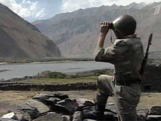 Почти сутки шли полномасштабные боевые действия в Таджикистане - Первый канал