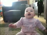 Заразительный детский смех :)