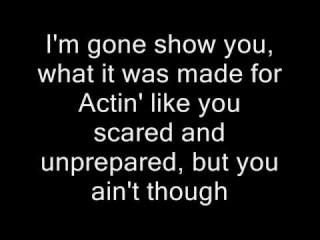 Bubba Sparxxx Heat It Up with lyrics